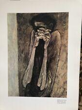 Giant Oswaldo Guayasamin Portfolio. 15 Pieces