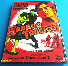 SABADO TRAGICO Richard Fleischer -DVD R2- Precintada