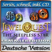 Jewel Quest 5 - The Sleepless Star - SAMMLEREDITION - PC-Spiel - 3-Gewinnt V