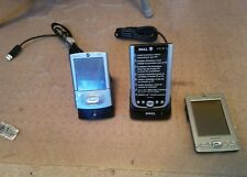 Lot of 2 Dell Axim X50 Dell Axim Pocket Pc & Tungsten T3 Palm