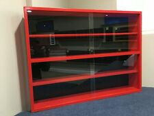 Display case cabinet shelves for diecast collectibles cars (1/18) e others 4C21