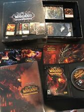 World of Warcraft: CATACLYSM - 100% COMPLETE Collector's Edition - USED GAME KEY