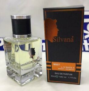 L.12.12 WHITE 5 1.7 fl. oz. Eau de Parfum 50 ml  ORIGINAL by SILVANA