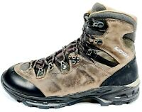 Lowa Catalan Trekking Mens 9 GoreTex Leather Hiking Trail Boots Made in Germany