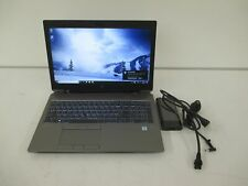 "HP 5JZ66US#ABA ZBook 15 G5 15.6"" Mobile Workstation i7-8850H 32GB 512GB M.2 W10P"