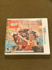 Nintendo 3DS Video Game Disney's Pirates of the Caribbean Rated E