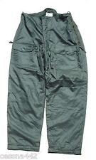 NEW USAF Aircraft Trousers Air Crew Pilot XL Cold Weather Flight Suit Pants