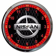 orologio NUOVO da parete NISSAN auto car officina meccanica