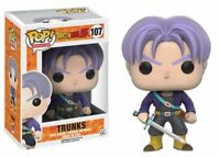 Funko - POP Animation: Dragonball Z - Trunks #107 Brand New In Box