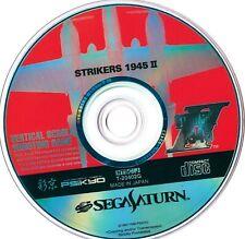 Sega Saturn Retro Backup Reproductions - Disc & Case Artwork too! Every Game