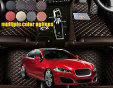 RHD Car Floor Mat For Jaguar XF 2009 2010 2011 2012 2013 2014 2015 Auto carpet