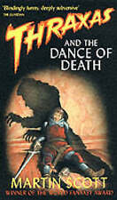 Thraxas And The Dance Of Death: The Thraxas Novels: Book Six, Acceptable, Scott,