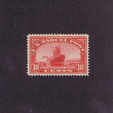 SC# Q6 OG PH STEAMSHIP PARCEL POST STAMP 1913, PSE CERT GR 85