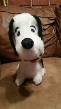 Vintage Snoopy Stuffed Animal Peanuts Charlie Brown dog cartoon character plush
