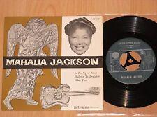 "7"" EP - Mahalia Jackson - same - In The Upper Room - Metronome DK - MEP 1099"