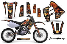 AMR Racing Suzuki RM 125 1992 RM 250 89-92 Graphics Kit Bike Decal Sticker FSB