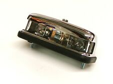 HILLMAN MINX 1948 - 1953  CHROME NUMBER PLATE LAMP