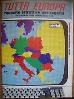 ALBUM FIGURINE TUTTA EUROPA Ed. FOL - BO