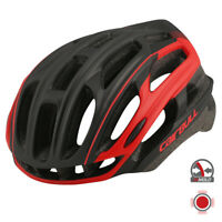 New Bicycle Helmet Safety Cycling MTB Adult Mountain Road Bike With Tail Light