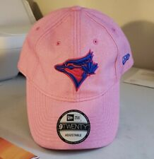 MLB Women's Pink Toronto Blue Jays New Era 2018 Adjustable Hat