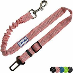Zenify Dog Car Seat Belt Seatbelt Lead Puppy Harness -AU