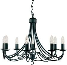 Searchlight Metal 7-12 Ceiling Chandeliers