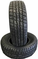 2 New Tires 225 75 16 All Season 10 Ply HT LT225/75R16 Dodge Ram Dually Ford