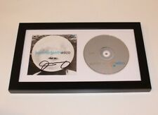 SINGER JEFF TWEEDY SIGNED FRAMED MATTED WILCO SUMMERTEETH CD COVER w/COA BAND