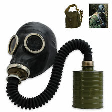 Genuine Russian Military Gas Mask With Sealed Filter unissued surplus army gear