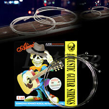 10pcs Stainless Steel Alice Acoustic Guitar String 1st E String 0.30mm A206SL-1