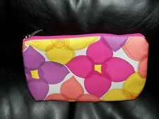 CLINIQUE FLOWER Cosmetic/Make Up Bag NEW