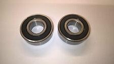 6204RS Sealed Trailer Bearings OD 47mm ID 20mm Fits Trelgo & Franc 115PCD Hubs