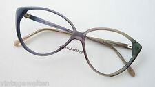 Axel S. handmade kultige Hippiebrille Vintage Brillenfassung 70er lunettes sizeM