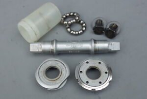 Campagnolo Super Nuovo Record bottom bracket 114,5mm 68 SS BSA ENG 1,37x24