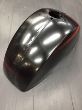 Front mudguard in black primer for Vespa PX & LML Star (disc version)