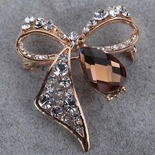 Markenlose Modeschmuck-Broschen & -Anstecknadeln aus Acrylglas für Damen