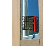 Window Bird Feeder - Red Suet Window Feeder - Serubswfr