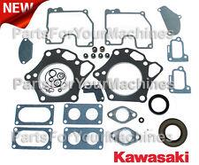 KAWASAKI GASKET KIT,FX921V(34HP),FX1000V(37HP),FXT00V,HUSTLER SUPER Z,FERRIS,9D2