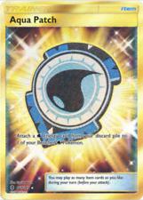 Pokemon -  S&M2 Guardians Rising -   Aqua Patch - 161/145 - Secret Rare  - NM/M