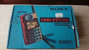 Sony CMD Z1 Plus - Original box - Good condition
