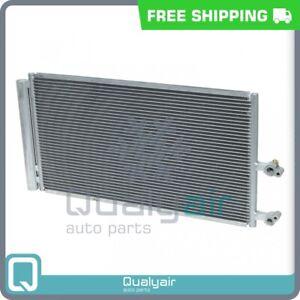AC Condenser fits Volvo S60, S90, V60, V90, V90 Cross Country, XC60, XC90 QU