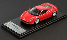 Ferrari 458 Italia 2009 Red 1:43 Model TRUE SCALE MINIATURES