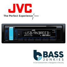 JVC kd-r481 4 x 50 WATT CD mp3 USB Aux Android 1 RCA STEREO AUTO RADIO LETTORE