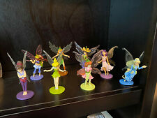 New ListingDisney Fairies Pvc Toy Figures 7pc lot Pixie Hollow Including Tinkerbell