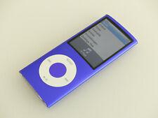 Apple iPod nano 4. Generation Lila Violett (8GB) A1285 gebraucht #M3QU