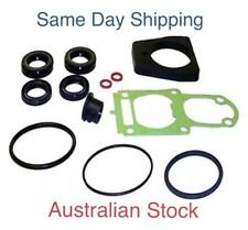 New Yamaha Lower Unit Gearcase Gearbox Gasket Seal Kit 20 25 HP 6L2-W0001-21