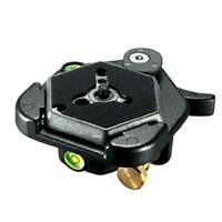 """Hexagonal Quick Release Plate with 1/4"""" Screw for Manfrotto 030-14/38 Camera Kit"""
