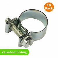 Radiator Inlet Breather Classic Cars Two Wire Clips 35-40mm 4 x Double Wire Hose Clamps