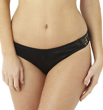 Panache 6589 Persia Thong  from the Masquerade range in Black