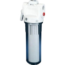 New Standard Flow Whole Home Filtration System Reduces Dirt, Sand, Silt In water